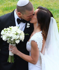New Photos: &quot;The Bachelorette&quot; Ashley Hebert&#039;s Wedding Dress!