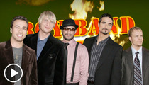 AJ McLean -- Proof One Direction Is a Backstreet Boys Knockoff