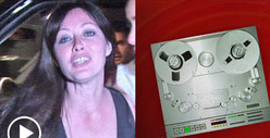 Shannen Doherty 911 Call -- Hi, I&#039;m Famous ... And My Fan&#039;s Suicidal