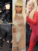 Nicki Minaj Turns 30 – See Her Craziest/Sexiest Looks!
