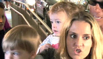 Brooke Mueller -- Don't Worry My Kids Are Fine ... I Have a Nanny