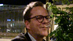 Kiefer Sutherland -- Christmas Tree Connoisseur!