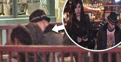 Kat Von D &amp; Benji -- Motley Screwin&#039; Around?