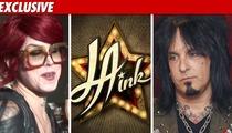 Kat Von D Threatens 'Ink' Producers Over Nikki Sixx