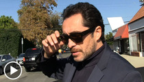 Demian Bichir on Jenni Rivera -- 'It's a Big, Sad Loss'