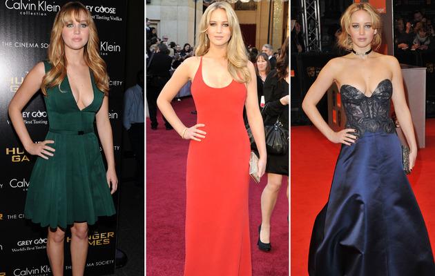 Jennifer Lawrence Named AskMen's Most Desirable Woman of 2013