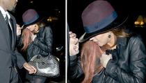 Lindsay Lohan -- Back on Club Scene in NYC