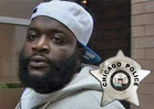 Rick Ross -- Chicago PD Investigating Death Threats from Gang
