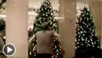 Kiefer Sutherland -- Christmas Tree Video Is Greatest Gift of All