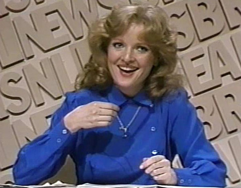 Christine Ebersole is best known for her role as the weekend update co-anchor -- opposite Brian Doyle-Murray -- on Saturday Night Live in the early '80s.