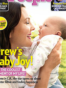 First Look: Drew Barrymore&#039;s Baby Girl!