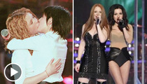 t.A.T.u. -- Makeout Chicks Reunited ... And Hotter Than Ever