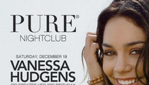 Vanessa Hudgens: Happy Birthday Single Lady