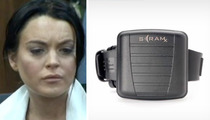 Lindsay Lohan -- Sized Up in Court