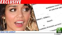 Vanessa Hudgens Stars in High School Lawsuit-ical
