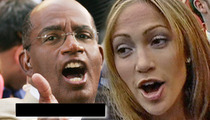 Al Roker & Jennifer Lopez -- Sued Over Alleged Bounty Hunter Assault