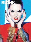 Kendall Jenner Goes Pop Art in New Shoot!