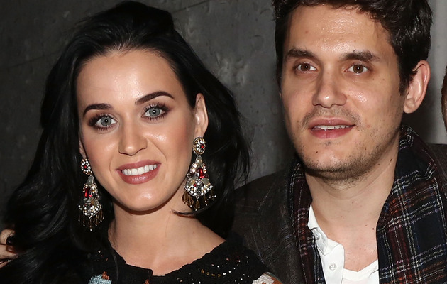 Katy Perry & John Mayer Make First Official Public Appearance Together!