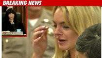 Lindsay Lohan -- Begging, Pleading, Crying