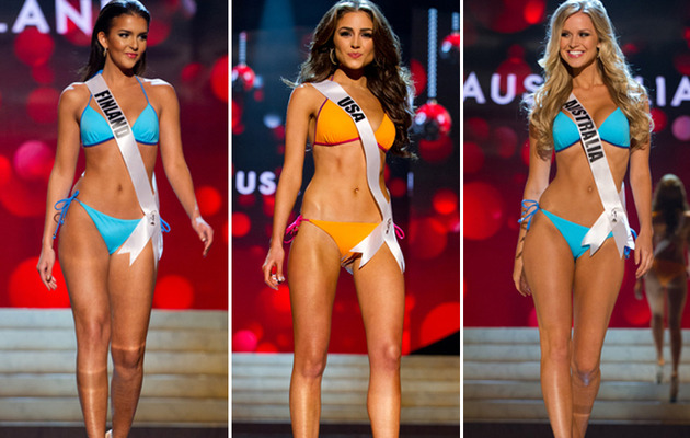 Meet the Miss Universe Contestants!