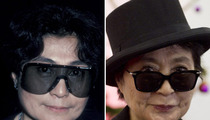 Yoko Ono -- Good Genes or Good Shades?