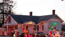 Honey Boo Boo's House -- Caution: Redneck Xmas in Progress