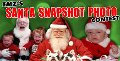 TMZ's Annual Santa Snapshot Photo Contest -- Enter to Win!