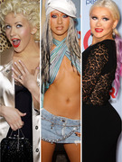 Christina Aguilera Turns 32  See Her Craziest Looks! 