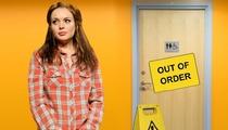 Lindsay Lohan -- I'm Not a Trailer-Trashing Toilet Clogger!