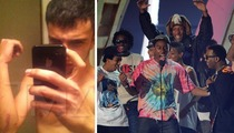 'Odd Future' Concert Victim -- I'm Getting Violent Threats from Blood-Thirsty Fans!