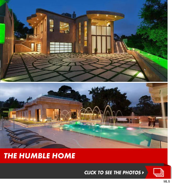 Rihanna Drops $12 Million On Non-Leaky L.A. Mansion