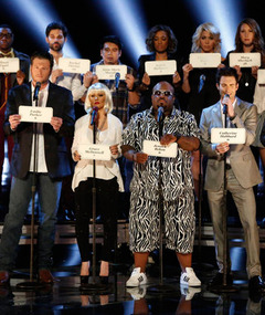 """The Voice"" Pays Tribute to Newtown Shooting Victims"