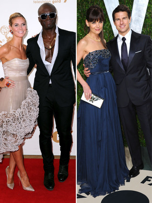 2012 Year In Review: Celebrity Breakups and End-gagements