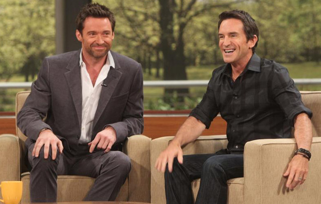 "Exclusive: Hugh Jackman Thought About Quitting ""Les Miserables"""