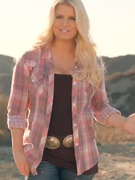 Jessica Simpson Flaunts 50 Pound Weight Loss In New Ad