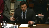 Ben Affleck Heads to Capitol Hill -- The Congo Needs Our Help!