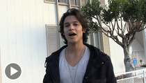 'Twilight' Actor Bronson Pelletier -- I'm NO Airport Urinator!