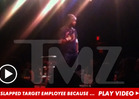 Katt Williams -- I Slapped Target Employee ... For Calling Me the N-Word