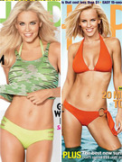 Jenny McCarthy Flaunts Abs For Shape Magazine!