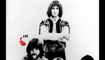 Lee Dorman Dead -- Iron Butterfly Bassist Dies at 70