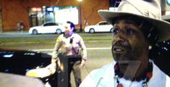 Katt Williams -- DETAINED by Police at Subway