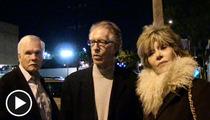 Jane Fonda & Ted Turner -- Give Peace a Chance