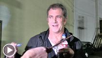 Mel Gibson -- Oksana Grigorieva's Album Is NOT on My Shopping List