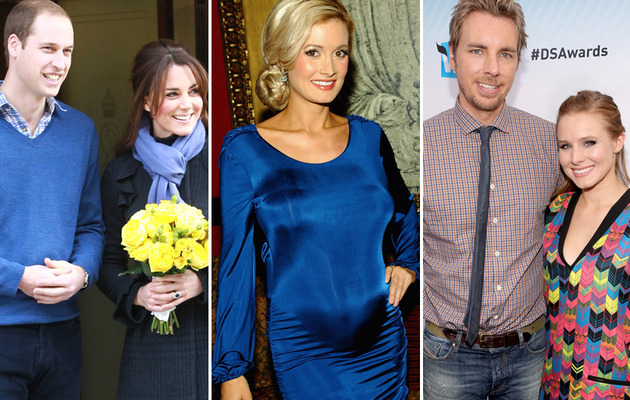2012 Year In Review: Celebrity Babies Due in 2013