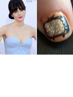 2012 Year In Review: Crazy Celebrity Nails