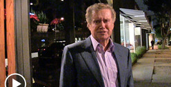 Regis Philbin -- Michael Strahan's the Black Me
