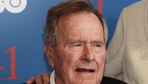 George Bush Sr. -- Condition Worsens ... Moved to ICU