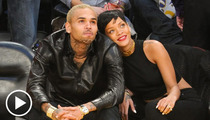 Chris Brown & Rihanna -- Look at Us, Pleease!!