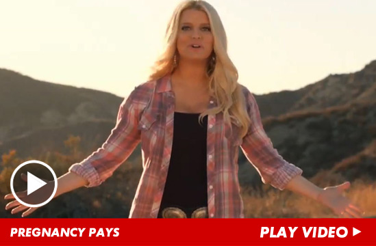 image Jess davies million dollar baby