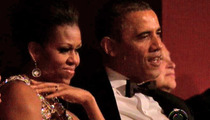 President Obama to Michelle -- I Got a Whole Lotta Love